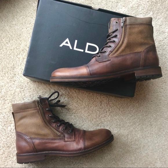 4c930703b6 Aldo Shoes | Mens Lucio Ankle Boot | Poshmark